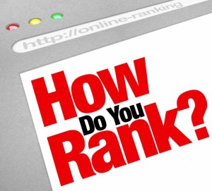 Search Engine Optimization - How Do You Rank?
